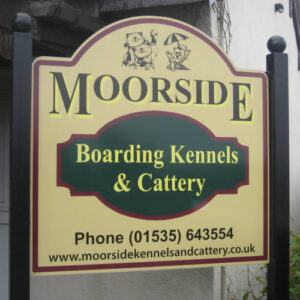 Moorside Kennels and Cattery